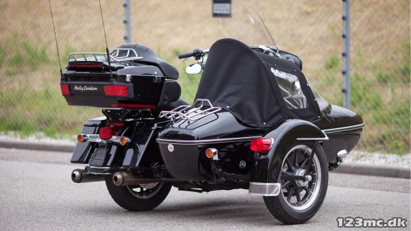 Brugt Harley Davidson FLHTI Electra Glide Standard 2005 ...