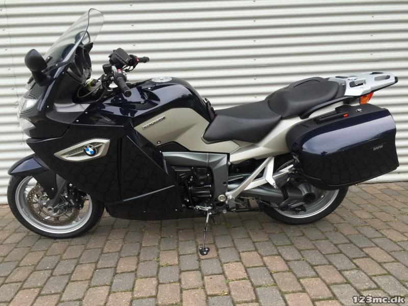brugt bmw k 1300 gt 2009 til salg 123mc. Black Bedroom Furniture Sets. Home Design Ideas