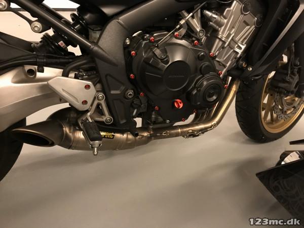 Brugt Honda CB 650 FA 2015 til salg - 123mc