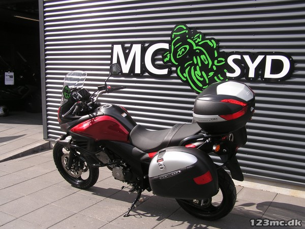 brugt suzuki dl 650 v strom abs mc syd 4 rs garanti 2016 til salg 123mc. Black Bedroom Furniture Sets. Home Design Ideas