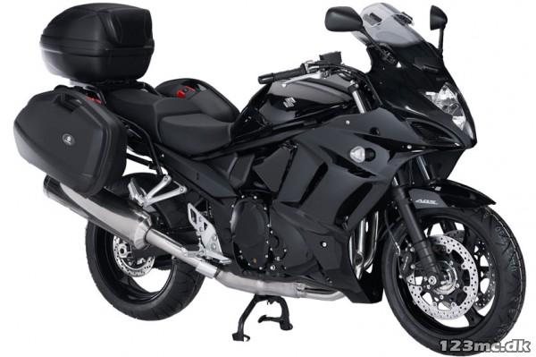 ny suzuki gsx 1250 fa touring edition 2016 til salg 123mc. Black Bedroom Furniture Sets. Home Design Ideas