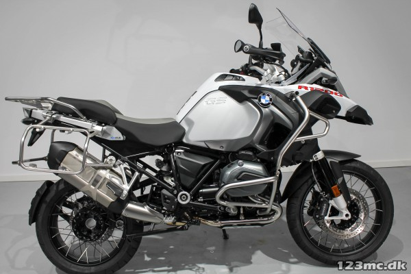ny bmw r 1200 gs adventure 2017 til salg 123mc. Black Bedroom Furniture Sets. Home Design Ideas