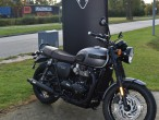 Triumph Bonneville T 120 Black Edition DEMO Model