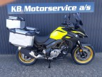 Suzuki DL 650 XT V-Strom Adventure +
