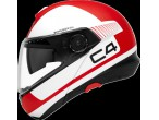 SCHUBERTH C4 LAGACY RED FORVENTET