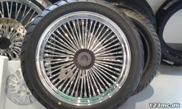 Harley Davidson hjul DNA til salg - 123mc