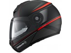SCHUBERTH C3 PRO DARK CLASSIC ORANGE (M 56 - 57)