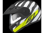 Schuberth E1 HUNTER GUL (L - 58/59)