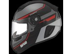 SCHUBERTH LIGHTNING RED (M 56 - 57)