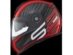 SCHUBERTH S2 SPORT DRAG RED (S 54 - 55)