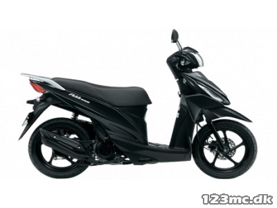 Suzuki AH 100 Address