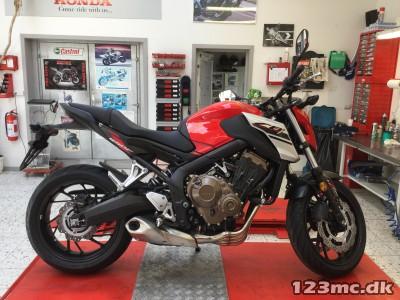Honda CB 650 FA