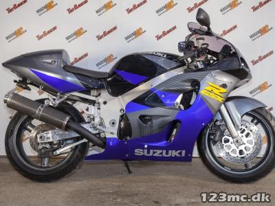 Suzuki GSXR 600