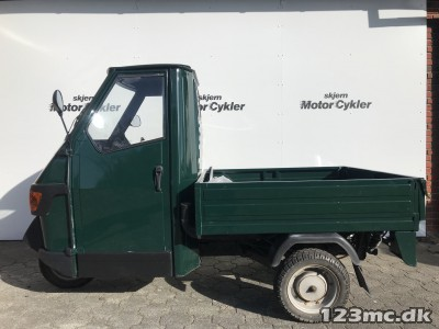 Piaggio Ape50 Pick-Up