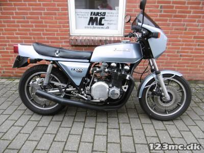 Kawasaki Z 1000 D