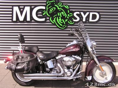 Harley-Davidson FLSTC Heritage Softail Classic