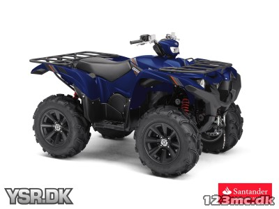 Yamaha Grizzly 700 FWA
