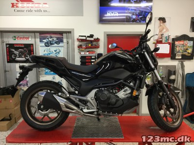 Honda NC 750 SA