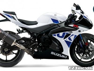 Suzuki GSXR 1000 R