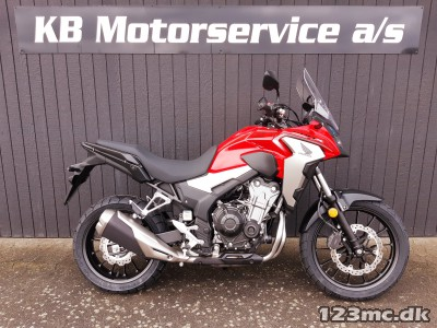 Honda CB 500 XA