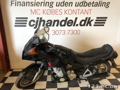 Yamaha XJ 650 Turbo
