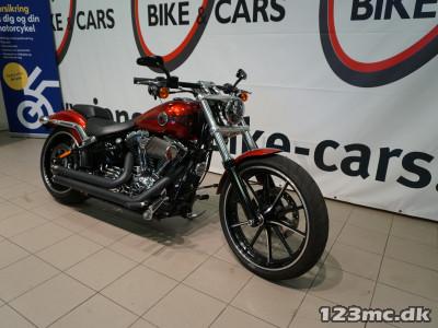 Harley-Davidson FXBR Breakout