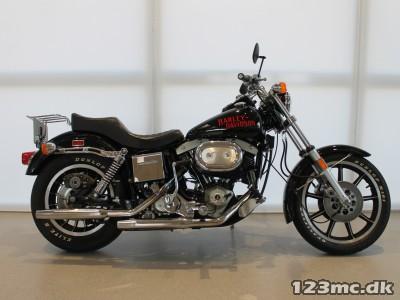 Harley-Davidson FXS Shovelhead