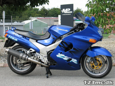 Kawasaki ZZR 1100