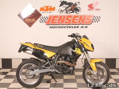 KTM Duke 620 E