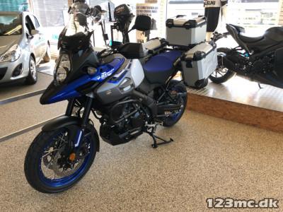 Suzuki DL 1000 XT V-Strom
