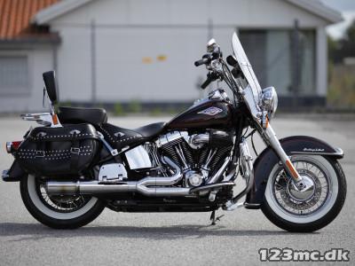 Harley-Davidson FLSTCI Heritage Classic