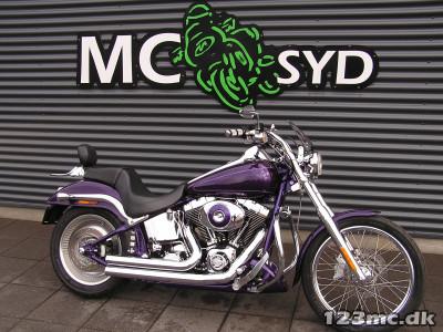 Harley-Davidson FXSTD Deuce
