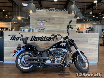 Harley-Davidson FLSTFB Fat Boy S