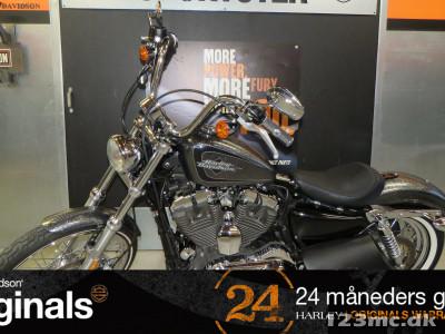 Harley-Davidson XL1200V Seventy Two