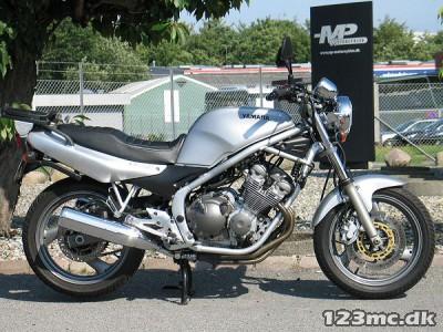 Yamaha XJ 600 N Diversion
