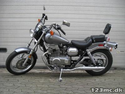 Honda CMX 450 Rebel