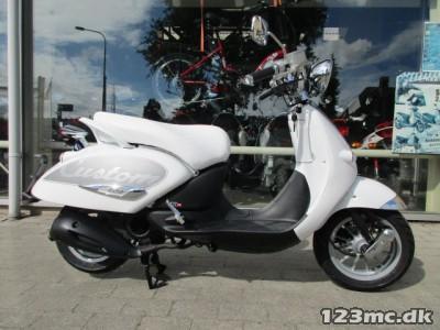 Aprilia Mojito 125